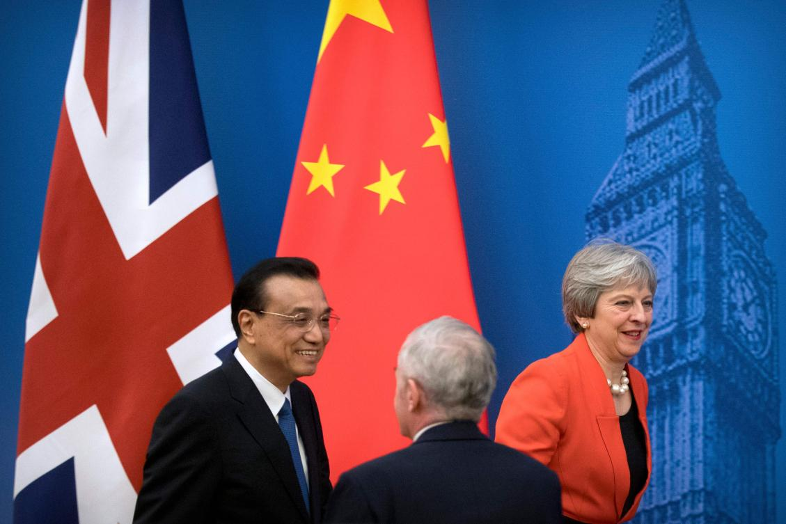 the change between uk and china Why the chinese currency has two names why china's currency has two names by stephen mulvey bbc news like quid in the uk and buck in the us.