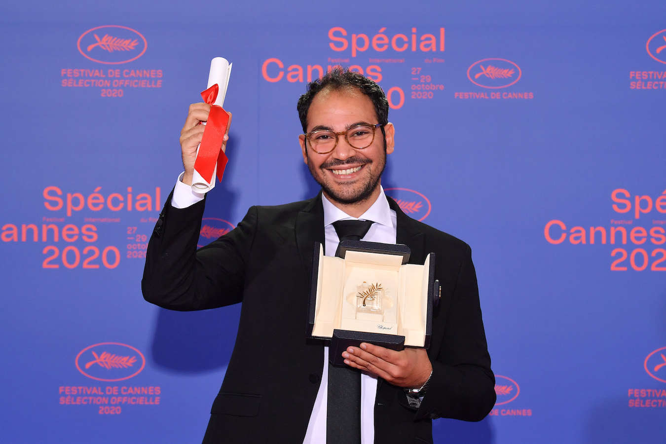 Egyptian short film wins Cannes' Palme d'Or
