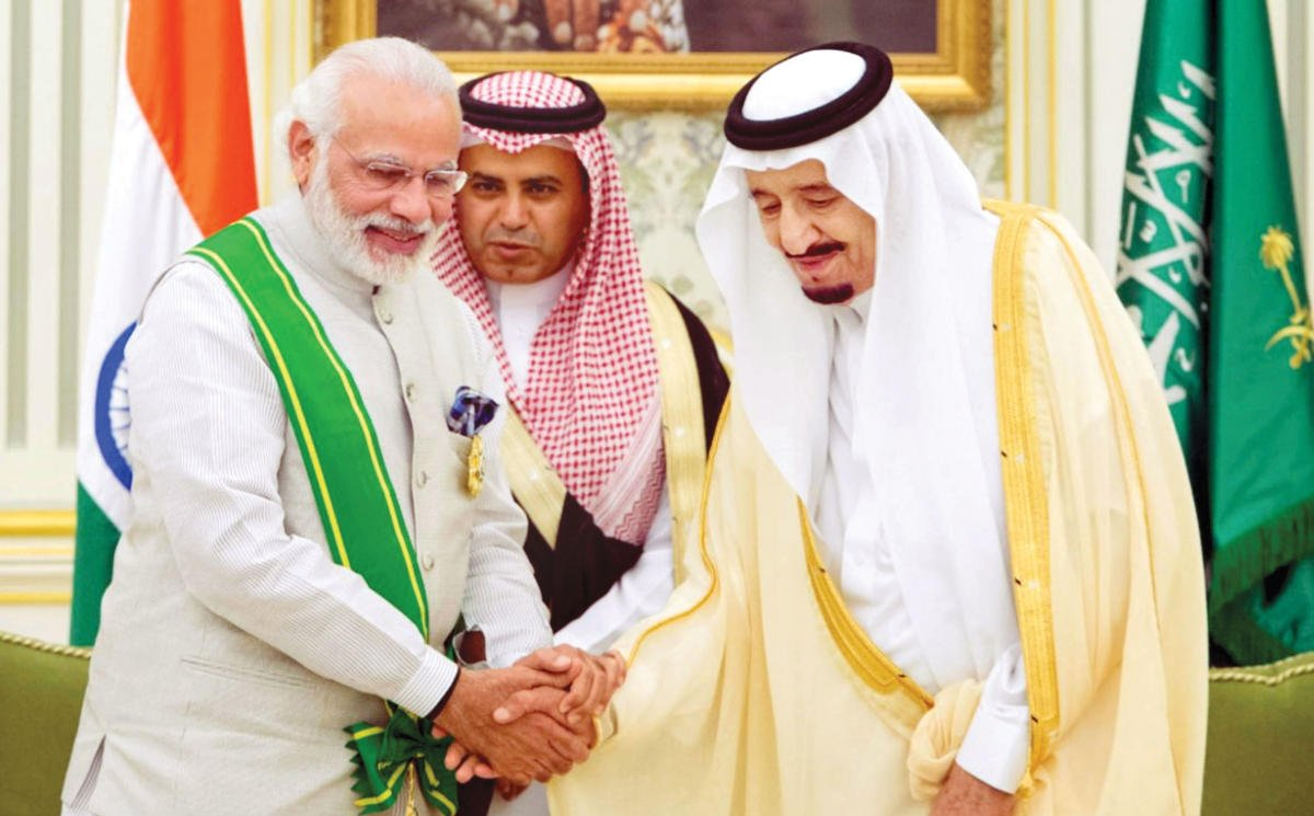 India-Saudi ties are anchored in shared interests