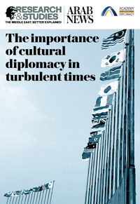 The importance of cultural diplomacy in turbulent times