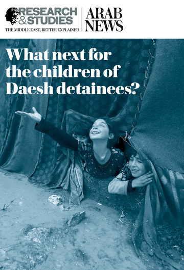 What next for the children of Daesh detainees?
