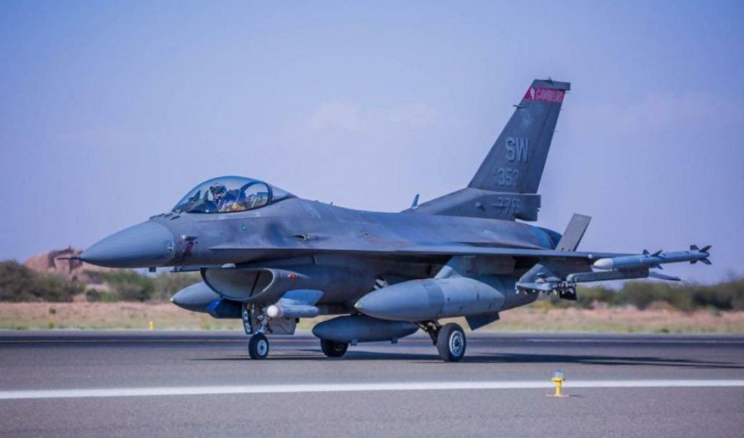 The Royal Saudi Air Force and the US Air Force began the Dragon joint training exercise in western Saudi Arabia. (SPA)