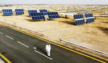 KSA plans to use solar energy for desalination