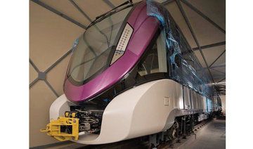 Alstom delivers first metro trainset to Riyadh