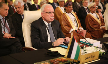 Arab summit to endorse Palestinian positions with eye on US