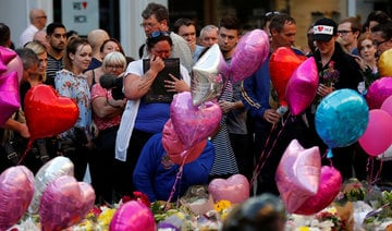 UK bomber said to have told mother 'Forgive me' before blast