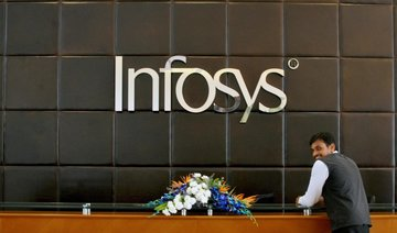 India's Infosys approves up to $2 billion buyback of shares