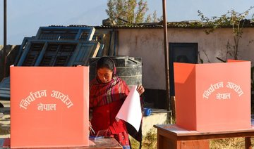 Nepal begins historic vote, army says rogue Maoists behind blasts