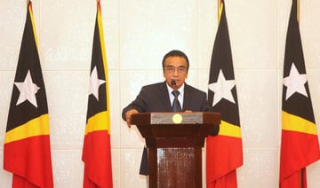 East Timor president calls for new election to end impasse