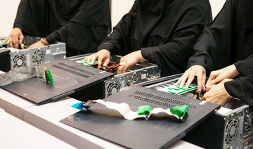 Saudi women's technology businesses incubated by Badir up 144%
