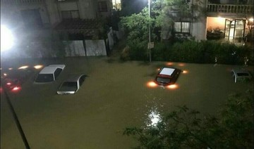 Egypt hit by a deluge of rain, making rivers out of roads