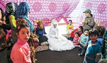 Child brides another casualty of Syrian war