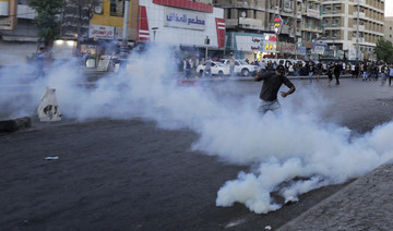 One dead in new protests in southern Iraq: medical source