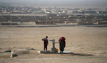 Afghans grapple with the worst drought in decades