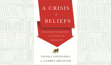 What We Are Reading Today: A Crisis of Beliefs