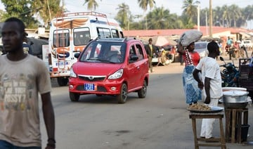 Ivory Coast looks to solar vehicles to replace bush taxis