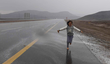 Weather 'code red': Saudi Arabia braced for more thunder and rain