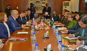 US envoy arrives in Pakistan to push for Afghan peace