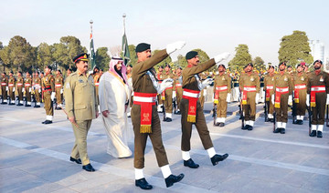 Pakistan Army vows 'to stand by Saudi brethren'