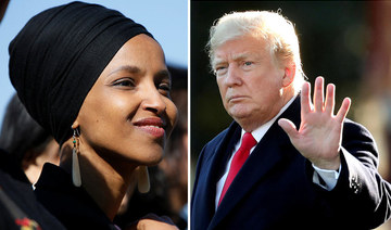 Words and consequences: A look at the Omar and Trump feud