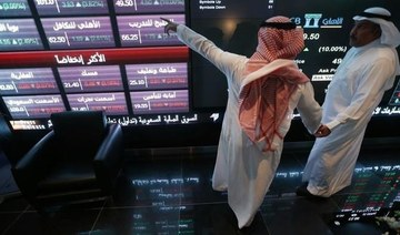 Banks boost Saudi stock market, Qatar hit by sell-off