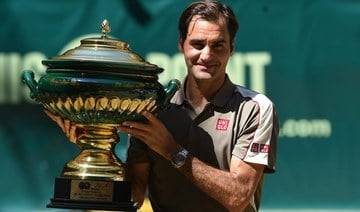 'It sets me up nicely' — Roger Federer looks to Wimbledon after winning 10th Halle title