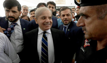 Shehbaz Sharif sues UK's Mail on Sunday for 'politically motivated' report