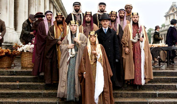 Historical Saudi drama 'Born a King' opens in cinemas to rave reviews