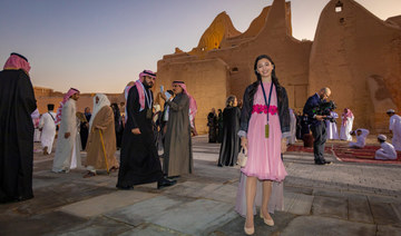 Diriyah through young eyes: 'It's the jewel of Saudi Arabia'