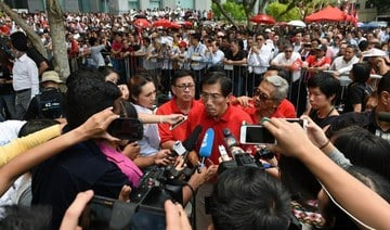 Singapore targets opposition party with misinformation law