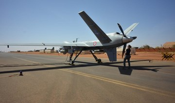 France deploys armed drones in Sahel anti-militant fight