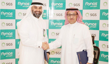 SGS signs ground handling contract with Flynas