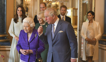 UK's Queen Elizabeth agrees to grandson Harry's wishes after crisis talks