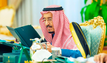 Saudi Cabinet signs off on economic, security plans