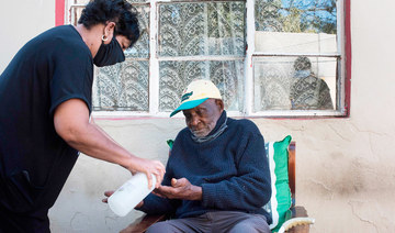 One of world's oldest men marks 116th birthday in South Africa