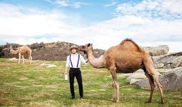 The Saudi entrepreneur keeping camel milk flowing in America