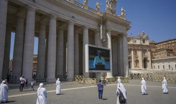 Public returns to St. Peter's Square; Pope Francis calls for defense of environment