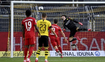 Bayern Munich with one hand on Bundesliga title after 1-0 win at Dortmund