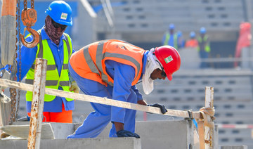 Qatar World Cup stadium workers struggle to secure salaries
