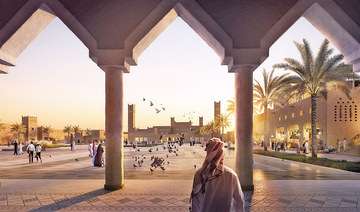 Work begins on world's largest cultural and heritage development in Saudi Arabia