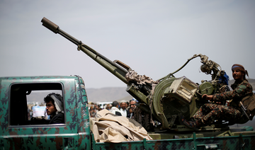 Houthis escalate attacks on Marib