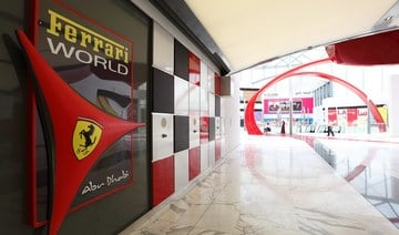 Abu Dhabi's Ferrari World and other tourist attractions to reopen