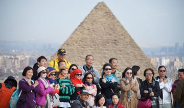 Virus-free month lifts Egypt tourism hopes