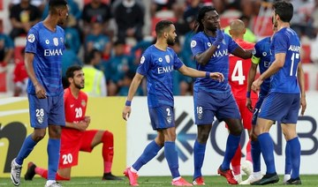 Saudi Arabia's Al-Hilal says 10 players infected with COVID-19, requests match postponement