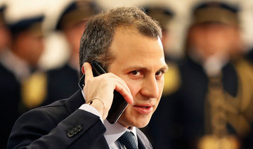 Hezbollah ally Gebran Bassil says not scared by US sanctions