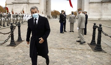 Sarkozy seeks closure of Libyan corruption case as witness drops claim