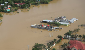 Flooding turns towns, cities in Philippines into 'ocean'