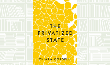 What We Are Reading Today: The Privatized State by Chiara Cordelli
