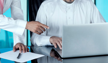 Saudi funding for training exceeds  job seeker payouts for first time  since 2011