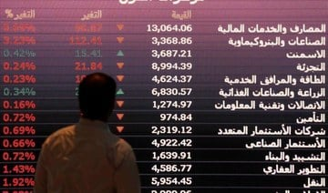 Tuesday trading: Tadawul index down 0.3% points, despite heavy trading on Anaam Holding